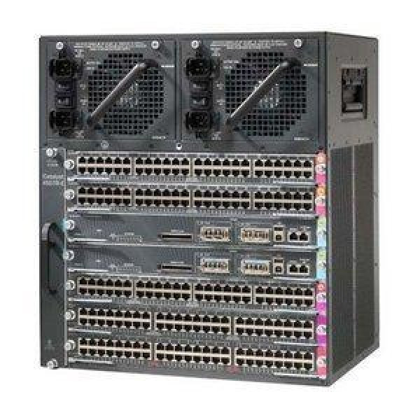 Cisco WS-C4507R Catalyst 4500 Series