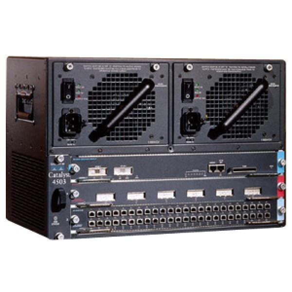 Cisco WS-C4503 Catalyst 4500 Series