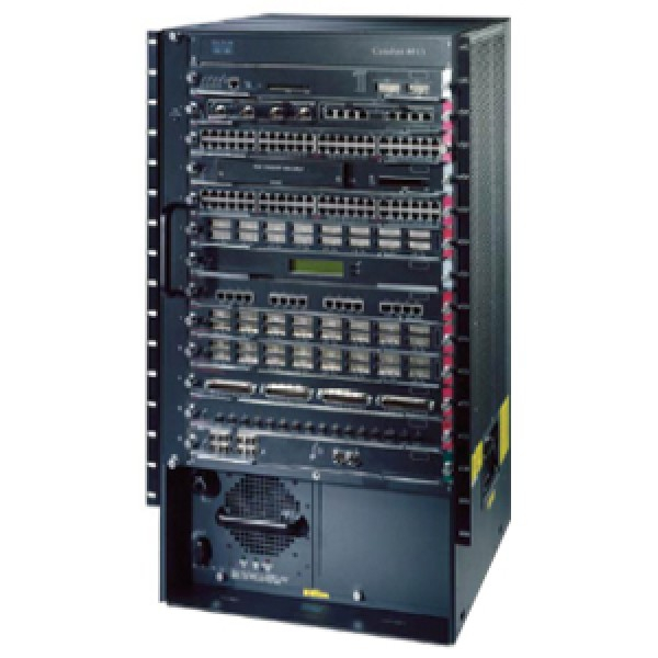 Cisco WS-C6513-S32P10GE Catalyst 6500 Series