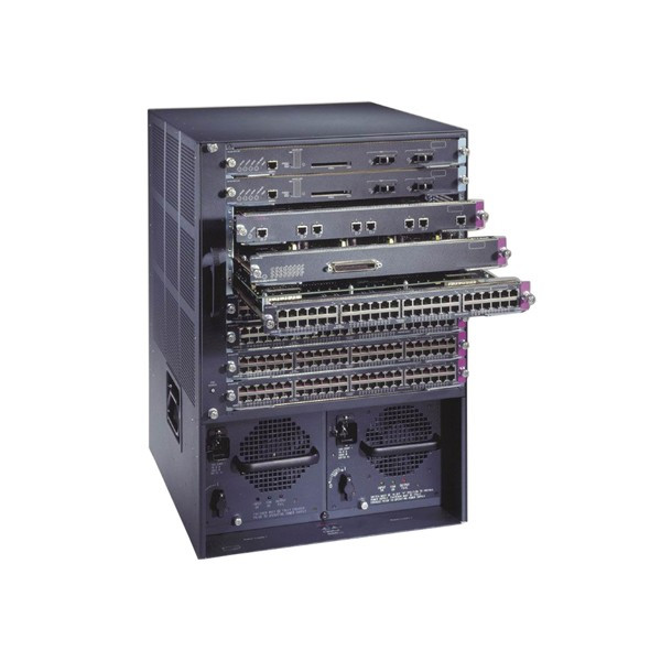 Cisco WS-C6509-E-WISM Catalyst 6500 Series