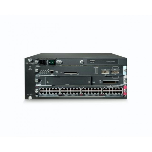 Cisco WS-C6503E-CSMS-K9 Catalyst 6500 Series