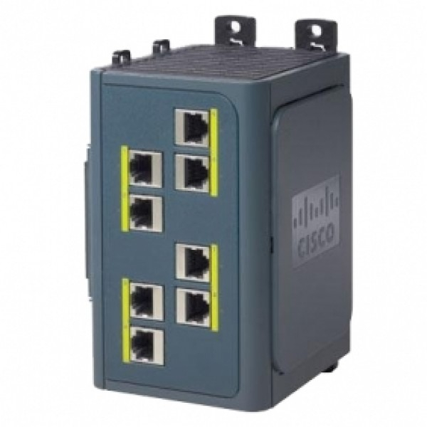 Cisco IE-3000-8TC Industrial Ethernet Switches
