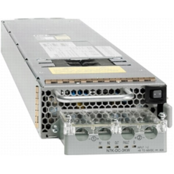 Cisco N7K-DC-3.0KW Nexus Power Supplies