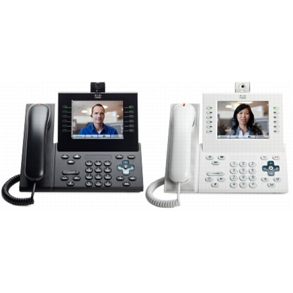 Cisco CP-9971-W-CAM-K9 Cisco 9900 Series