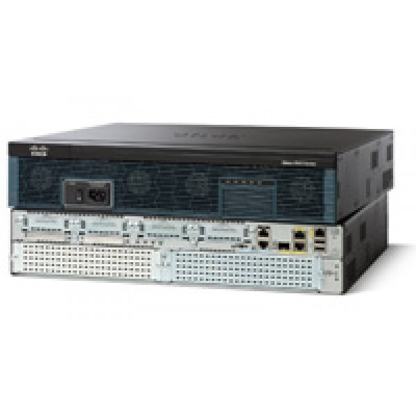 Cisco C2911-VSEC-CUBE/K9 Cisco 2900 Series Vsec CUBE Bundles